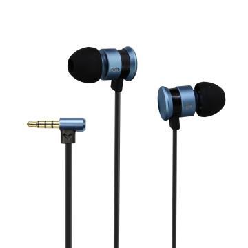 INTOPIC 入耳式鋁合金耳機麥克風