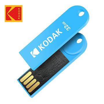 Kodak K212 32G隨身碟-藍