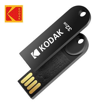 Kodak K212 32G隨身碟-黑