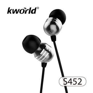 廣寰 S452音樂耳機麥克風 KW-S452