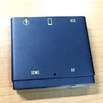 Amachine 手機螢幕影音同屏切換器