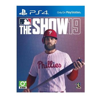 PS4 MLB美國職棒大聯盟19 (英文版)