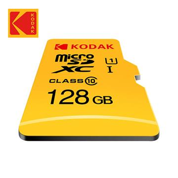 Kodak MicroSD U1 128G 記憶卡 M128GXC10CK