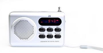 JS USB收音機