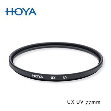 HOYA 超薄框UV鏡 UX SLIM 77mm