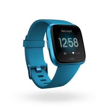 Fitbit Versa Lite 智慧手錶-海洋藍 Versa Lite