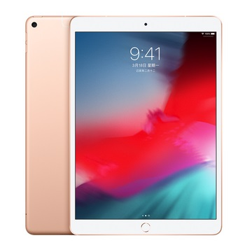 iPad Air 10.5吋 Wi-Fi+LTE 256GB 金