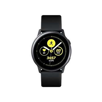 SAMSUNG Galaxy Watch Active藍牙版-午夜黑 Galaxy Watch Active