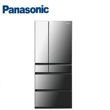 Panasonic 650公升尊爵ECONAVI六門變頻冰箱