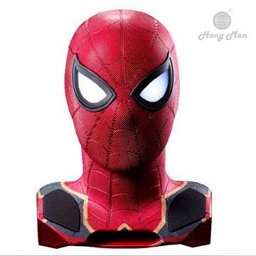 CAMINO鋼鐵蜘蛛人1:1頭像投影藍牙揚聲器