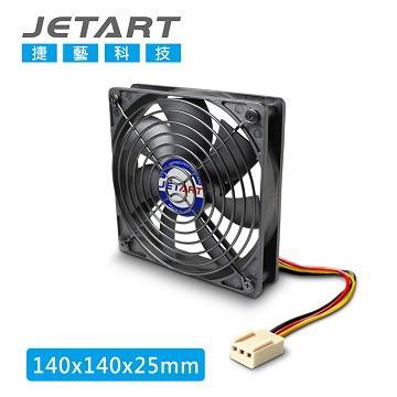 JETART 14公分靜音直流風扇