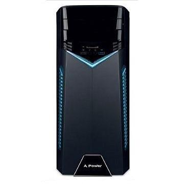 【福利品】宏碁Acer T200 電競電腦(i5-8400/GT1060-6G/8GD4/256G+1T/W10)