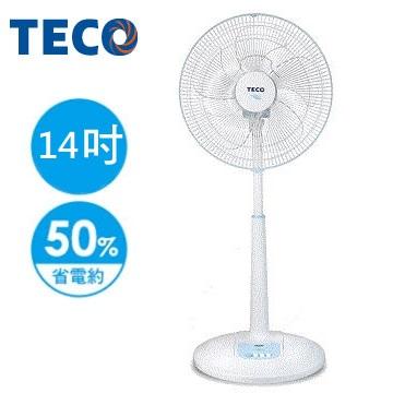(福利品) 東元TECO 14吋機械式立扇