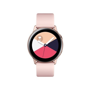 (福利品)三星SAMSUNG Galaxy Watch Active藍牙版 金