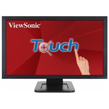 【24型】ViewSonic TD2421 多點光學觸控螢幕 TD2421