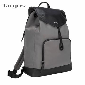 Targus Newport 15吋拉繩後背包-月白灰