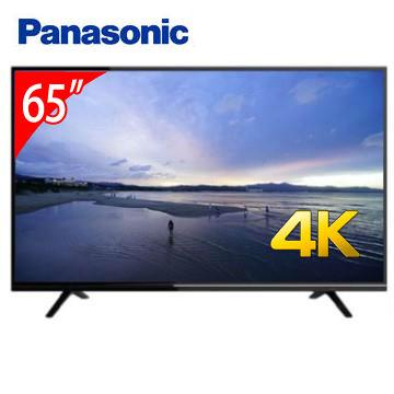 【福利品】Panasonic 65型 4K智慧聯網顯示器