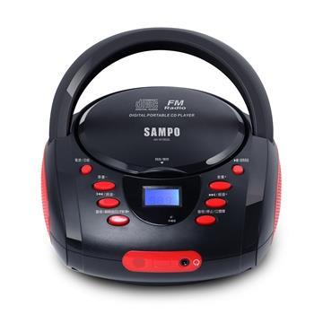 SAMPO手提CD音響