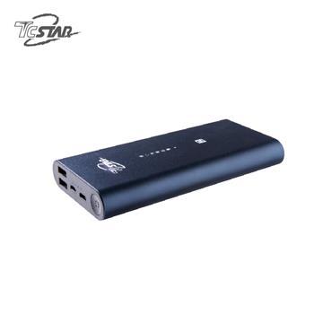 T.C.STAR 20000mAh Type-C雙向行動電源-藍
