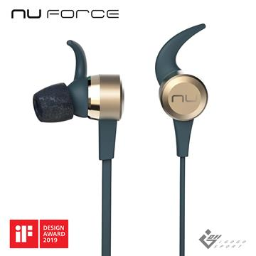 NuForce BE Live5 藍牙耳機-金色