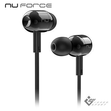 NuForce BE Live2 藍牙耳機-黑色