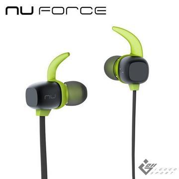 NuForce BE Sport4 運動藍牙耳機-黑色
