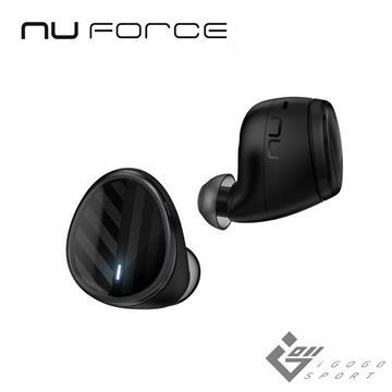 NuForce BE Free5 真無線藍芽耳機-黑色
