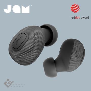 JAM Live True 真無線藍牙耳機-黑色