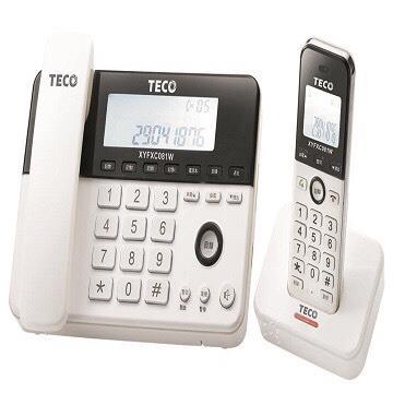 TECO 2.4G數位親子機