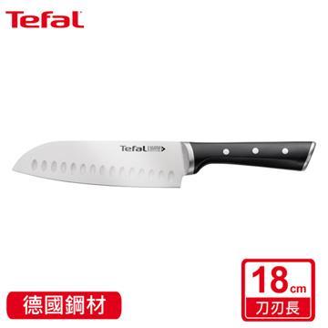 法國特福 冰鑄不鏽鋼系列18CM日式主廚刀 K2320614