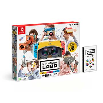 Switch Labo Toy-Con04 VR套裝