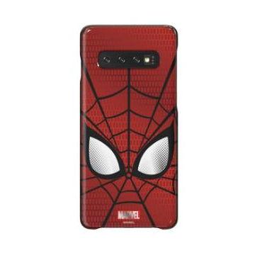 SAMSUNG Galaxy S10 智能背蓋-蜘蛛人 GP-G973HIFGKWD