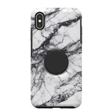 Otter+Pop iPhone XS Max Symmetry防摔殼-大理石