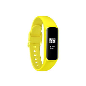 SAMSUNG Galaxy Fit e-豔陽黃
