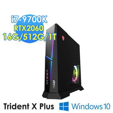 msi微星 Trident X Plus 9SC 電競桌機 Trident X Plus 9SC-209TW