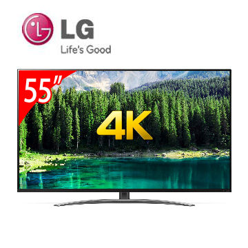 LG 55型1奈米 4K IPS 物聯網電視