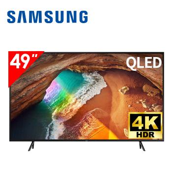 (展示機)三星SAMSUNG 49型 4K QLED 智慧連網電視