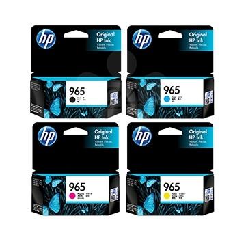 HP 965 黑色原廠墨水匣