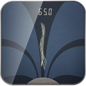 oserio無線星光智慧APP體脂計(藍)