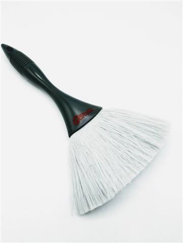 Nstyle 筆桿式多功能清潔刷-灰