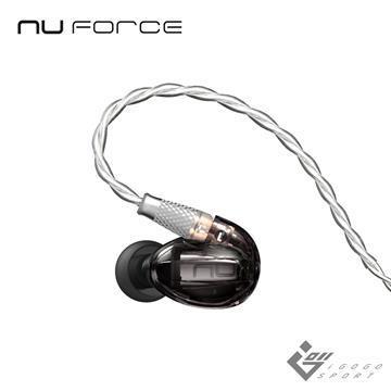 NuForce HEM1 動鐵單元監聽式耳機-黑色