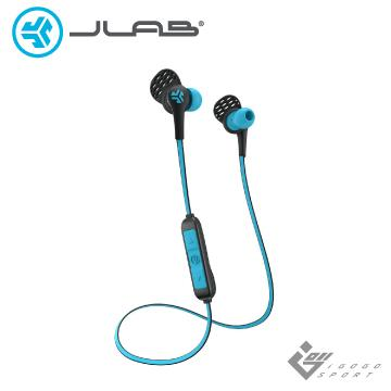 JLab JBuds Elite 藍牙運動耳機-藍色