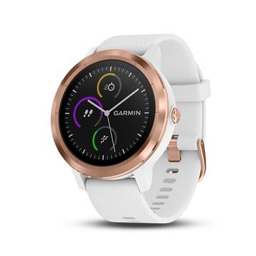 Garmin vivoactive3腕式心率智慧手錶玫瑰金