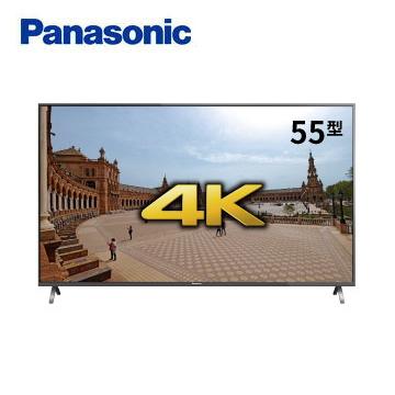 Panasonic 55型六原色4K智慧聯網顯示器 TH-55GX750W(視198068)