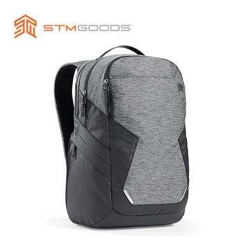 STM Myth 28L 15吋 筆電後背包 灰岩黑