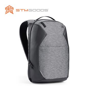 STM Myth 18L 15吋 筆電後背包 灰岩黑