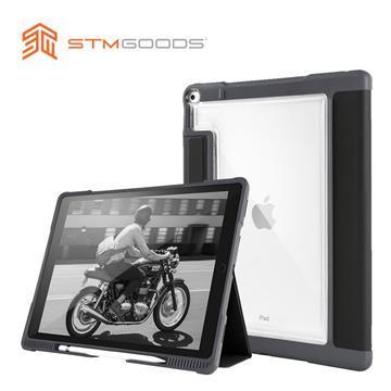 STM Dux Plus iPad Pro 12.9吋 保護殼 黑
