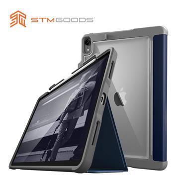 STM Dux Plus iPad Pro 12.9吋 保護殼 深藍