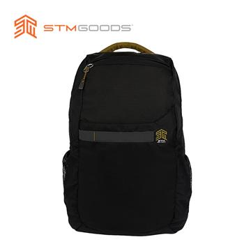 STM Saga 15吋 超輕量筆電後背包 黑