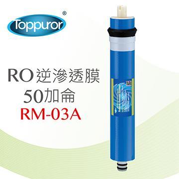 泰浦樂 50加侖 RO膜